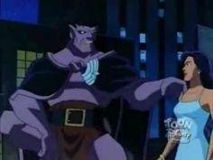 Gargoyles Halloween Episode