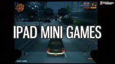 iPad Mini games: gaming on iPad Mini and gameplay performances (+playlist) Mini Games, Ipad Mini, Gaming, Videogames, Game, Toys, Games