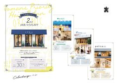 Spa Menu, New Year Card, Paper Design, Anniversary, Graphic Design, Visual Communication