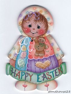 Ideas easter crafts for kids 00004 Christmas Manger, Christmas Candy, Bee Pictures, Tole Painting Patterns, Pintura Country, Gnome, Hoppy Easter, Easter Crafts For Kids, Fabric Painting