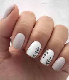 Cute Nail Art Designs, Short Nail Designs, Gel Nail Designs, Square Nail Designs, Acrylic Nails Designs Short, Nail Design For Short Nails, Cute Summer Nail Designs, Easy Designs, Natural Nail Designs