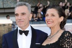 Oscar-Nacht, Februar 2013: Rebecca Miller und ihr Mann Daniel Day-Lewis, der später am Abend seinen dritten Oscar entgegennehmen wird. Ein Rekord