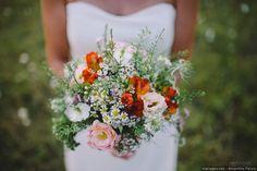 30 inspirations pour un mariage champêtre