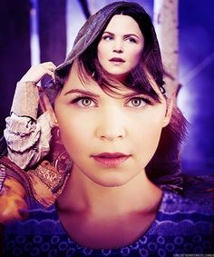 Once upon a time Snow White/Mary Margaret
