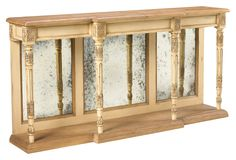One Kings Lane - Living Room Furniture - Belfort Console