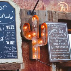 Saguaro Marquee {brown}