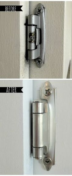 LiveLoveDIY: How To Paint Kitchen Cabinets in 10 Easy Steps Like this.