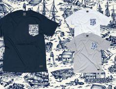 Acropolis Coleção The Seven Seas | MATÉRIA:estilo