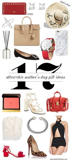 Ultra Gifts Gift Ideas: 17 Ultra-Chic Mother's Day Gift Ideas