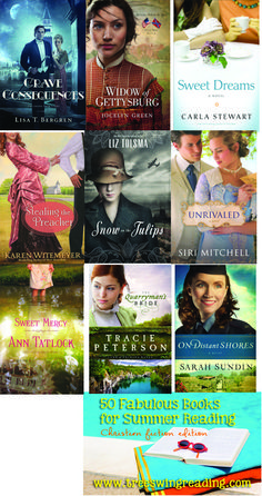 Wonderful Christian historical fiction for the summer!