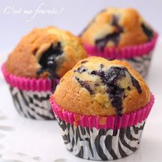 - Foot and Drink Muffin Tin Recipes, Cupcake Recipes, Cupcake Cakes, Dessert Recipes, Dessert Ideas, No Cook Desserts, Mini Desserts, Easy Desserts, Chefs