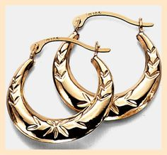 Mother's Day gift: love these hoop earrings Canada Shopping, Bangles, Bracelets, Online Furniture, Hoop Earrings, Board, Recipes, Gifts, Jewelry