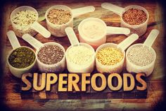 Five Superfoods You Should Be Eating | androsForm.com