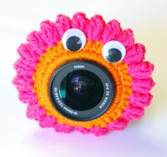Camera Lens Buddy Flower Lens Buddy Flower by MadeForMunchkins, $15.00