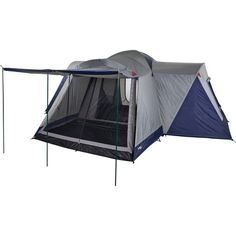 OZtrail Vantage 12 Dome Tent - 12 Person  sc 1 st  Pinterest & Oztrail sportiva lodge combo | camping | Pinterest | Dome tent and ...