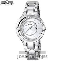 ⬆️😍✅ Festina MADEMOISELLE para mujer 😍⬆️✅ Maravilloso ejemplar perteneciente a la Colección de RELOJES FESTINA ➡️ PRECIO 109.15 € En Oferta Limitada en 😍 https://www.joyasyrelojesonline.es/producto/festina-mademoiselle-reloj-de-pulsera/ 😍 ¡¡Corre que vuelan!! #Relojes #RelojesFestina #Festina Compralo en https://www.joyasyrelojesonline.es/producto/festina-mademoiselle-reloj-de-pulsera/