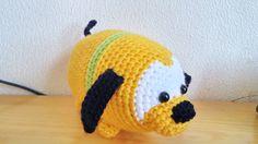 Pluto Tsum TsumAmigurumiCroshet Dog Crochet by Croshetwonders