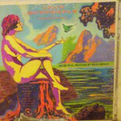 Iron Butterfly Record Very Valuable Metamorphosis record from Iron Butterfly. Sells for around $50 online. This has some album cover damage, water marking etc. But the record is still playable. Vintage Other