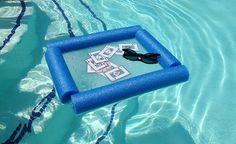 10 idées futées pour la piscine
