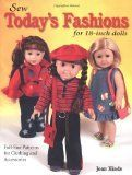 52 Free Doll Clothes Patterns
