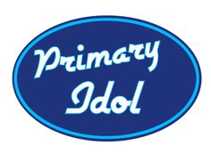 Primary Idol!  Such a fun and cute idea!  FREE Printables included!