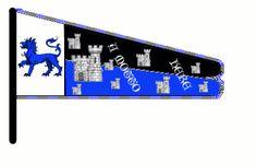 Heraldic Display for Ar n-Eilean-ne