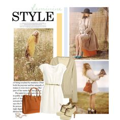 feminine style... by seaandsunn on Polyvore featuring мода, Crumpet, ASOS, Salvatore Ferragamo and Zimmermann