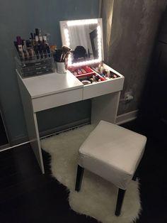 Muebles organizadores de maquillaje (8) | Curso de organizacion de hogar aprenda a ser organizado en poco tiempo
