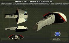 Apollo - Class Transport