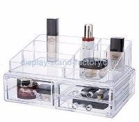 Acrylic makeup display, Acrylic cosmetic display