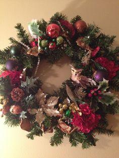 Seasonal decor by Carolyn