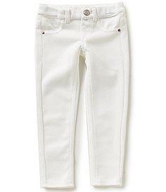 Copper Key Little Girls 46X Textured Knit PullOn Jeggings #Dillards