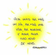 Bom dia! Fiquem com Deus!!! #bomdia #deusnocomando #pinterest #blogsnc  SolteirasNoivasCasadas.com