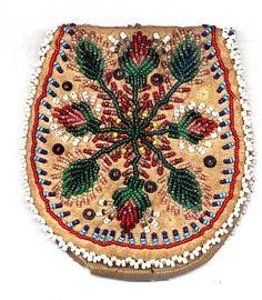 Historic Iroquois and Wabanaki Beadwork Blog