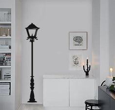 Adesivo Decorativo - Poste de Luz