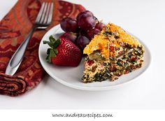 In this fun twist on an breakfast for dinner, turkey sausage, spinach and egg whites are flavored with onion and topped with cheddar cheese. Kids will have fun squeezing out the spinach's liquid and sprinkling the grated cheese to top…