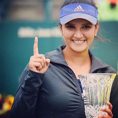 Sania Mirza is first Indian to be World No.1 in women's doubles