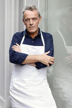 Vege Might: Chef Alain Passard Earns Lifetime Award | LUXUO