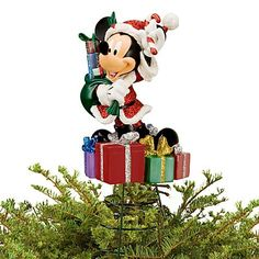 disney tree toppers