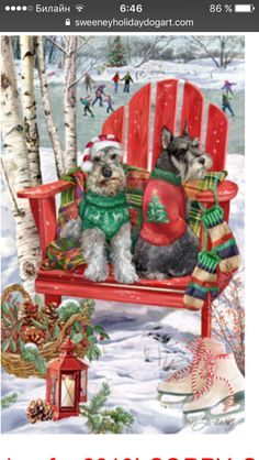 Schnauzer Tree Trimmers Cards are 8 x 5 and come in packages of 12 cards. One design per package. All designs include envelopes, your personal message, and choice of greeting. Christmas Animals, Christmas Love, Christmas Holidays, Merry Christmas, Schnauzer Puppy, Miniature Schnauzer, Black Schnauzer, Vintage Christmas Cards, Dog Art