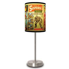 Iron Man Covers Lamp now featured on Fab.