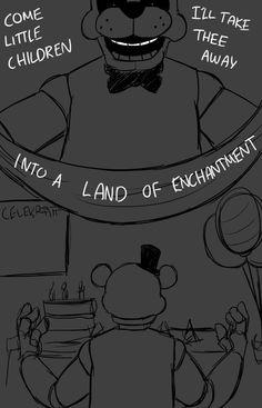 Freddyyle 5 gece: bir kukla çizmek nasıl