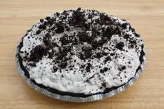 This recipe is for an Oreo Pie that is one of the quick easy desserts in this series of hubs about Oreo recipes. I love pie and I love Oreos so this is definitely one of my favorite recipes. It takes just a few minutes to prepare and about an...
