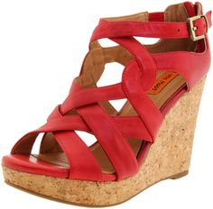 Rock the Red wedges!