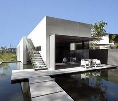 Lakeshore View House - Singapore - Architecture - SCDA