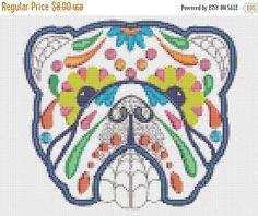 ON SALE 25% OFF Counted Cross Stitch Pattern chart pdf