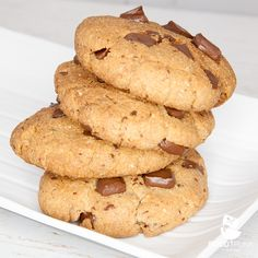 Foodpunk Chocolate Chip Cookies Low Carb - Powered by @ultimaterecipe