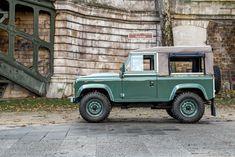 2008 Land Rover Defender - Defender 90 bt Cool & Vintage | Classic Driver Market