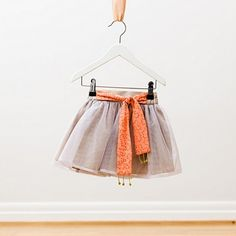 Tutu Lilas by Lou Lou Eskimo. Who doesn't love a tutu? Tutu, Little Fashion, Kids Fashion, Fashion Design, French Outfit, Organic Cotton T Shirts, French Girls, Kids Wear, Dress Skirt