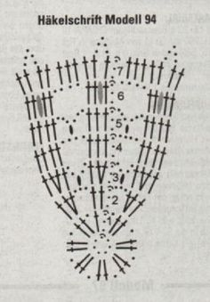 Resultado de imagen de campanas a crochet paso a paso